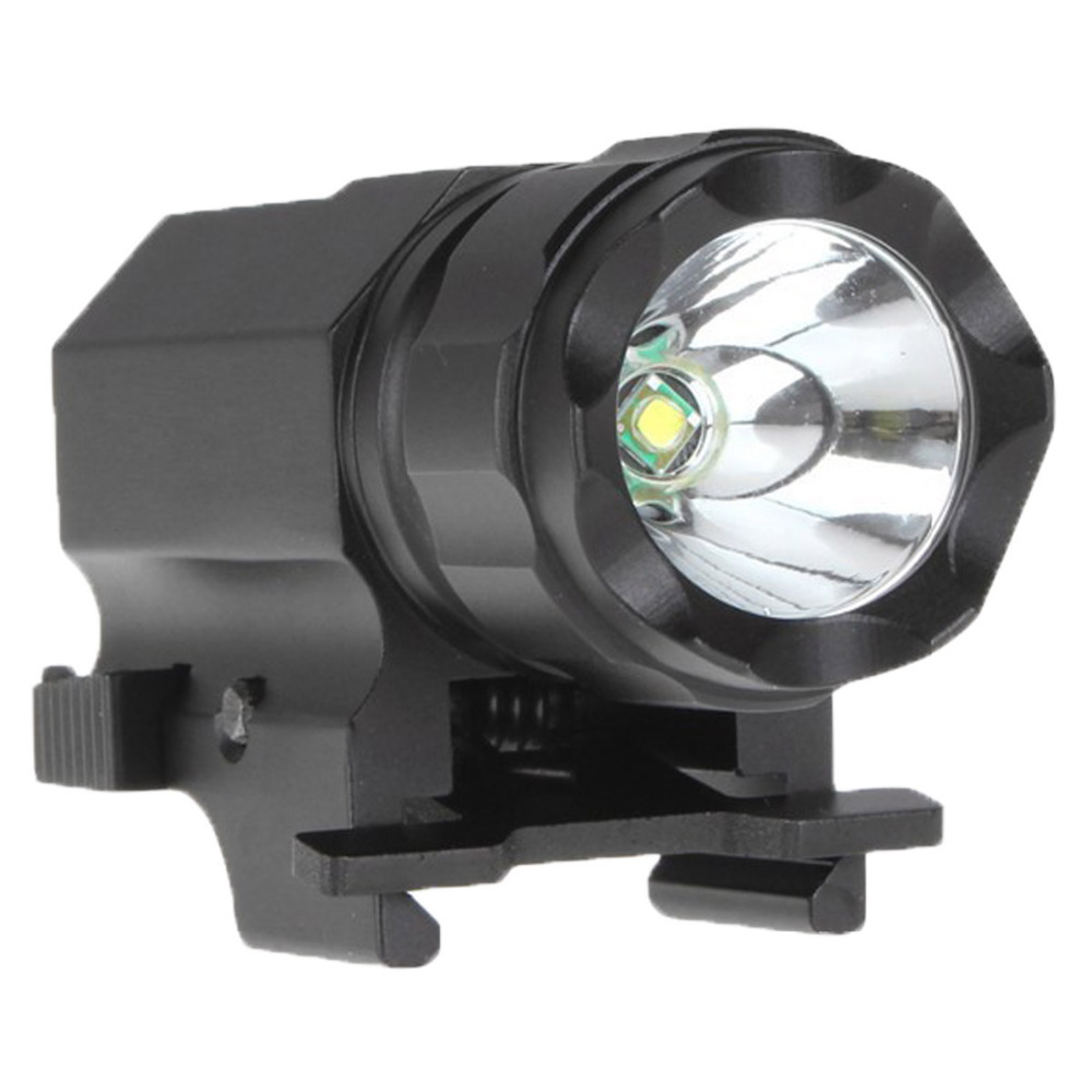 The manual of CREE XPE R2 200LM Waterproof Tactical Pistol Flashlight SF-802 riggs r library of souls
