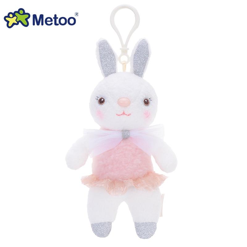 提拉米兔吊饰花结款-浅粉