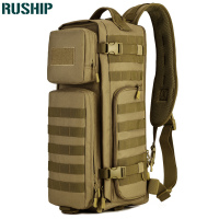 Men Huntin Chest Sling Back Pack Men S Bag One Single Shoulder Man Large Travel Military