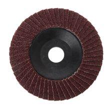 Абразивный 100 мм Полировочный шлифовальный диск быстрая замена шлифовальный лоскут диск для зернистости угловая шлифовальная машина 80 Зернистость