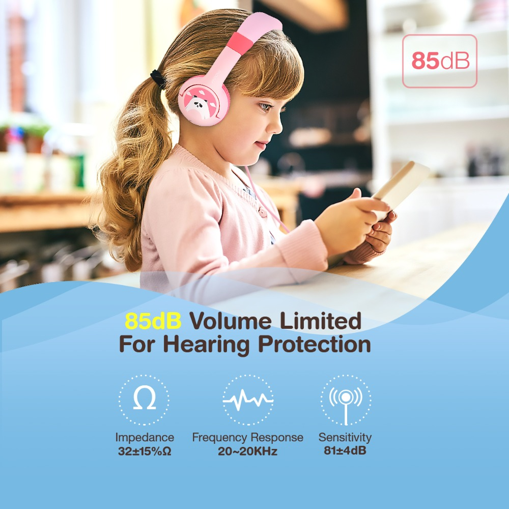 BH181 MP3 الفتيان أذن 3