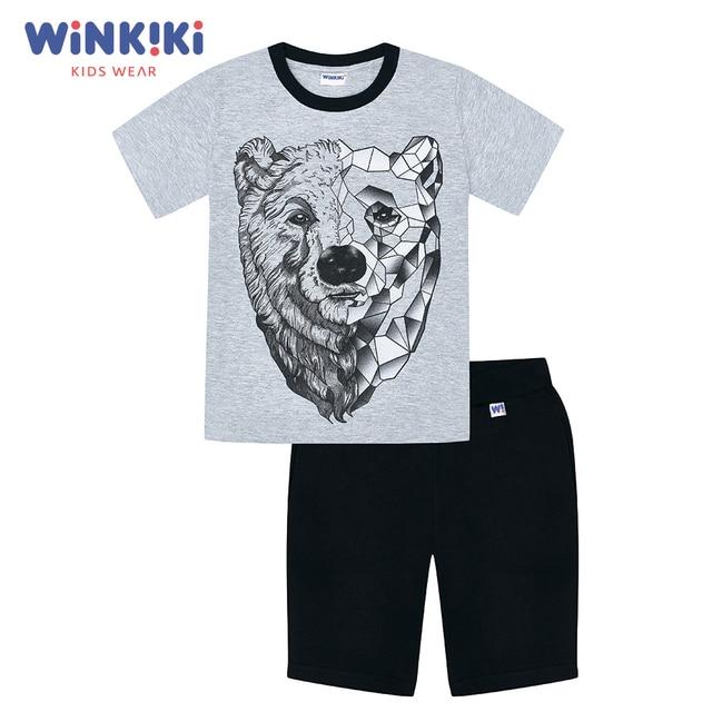 Пижама для мальчика (футболка, шорты) WINKIKI