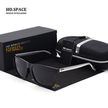 Фотография  HD.space 2017 polarized sunglasses men aluminum magnesium sunglasses lunette de soleil femme sun glasses for men