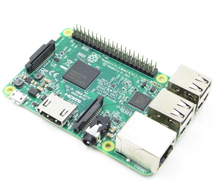 Raspberry Pi 3 Model B Board 1GB LPDDR2 BCM2837 Quad-Core Ras PI3 B,Ras PI 3B,Ras PI 3 B with WiFi&Bluetooth