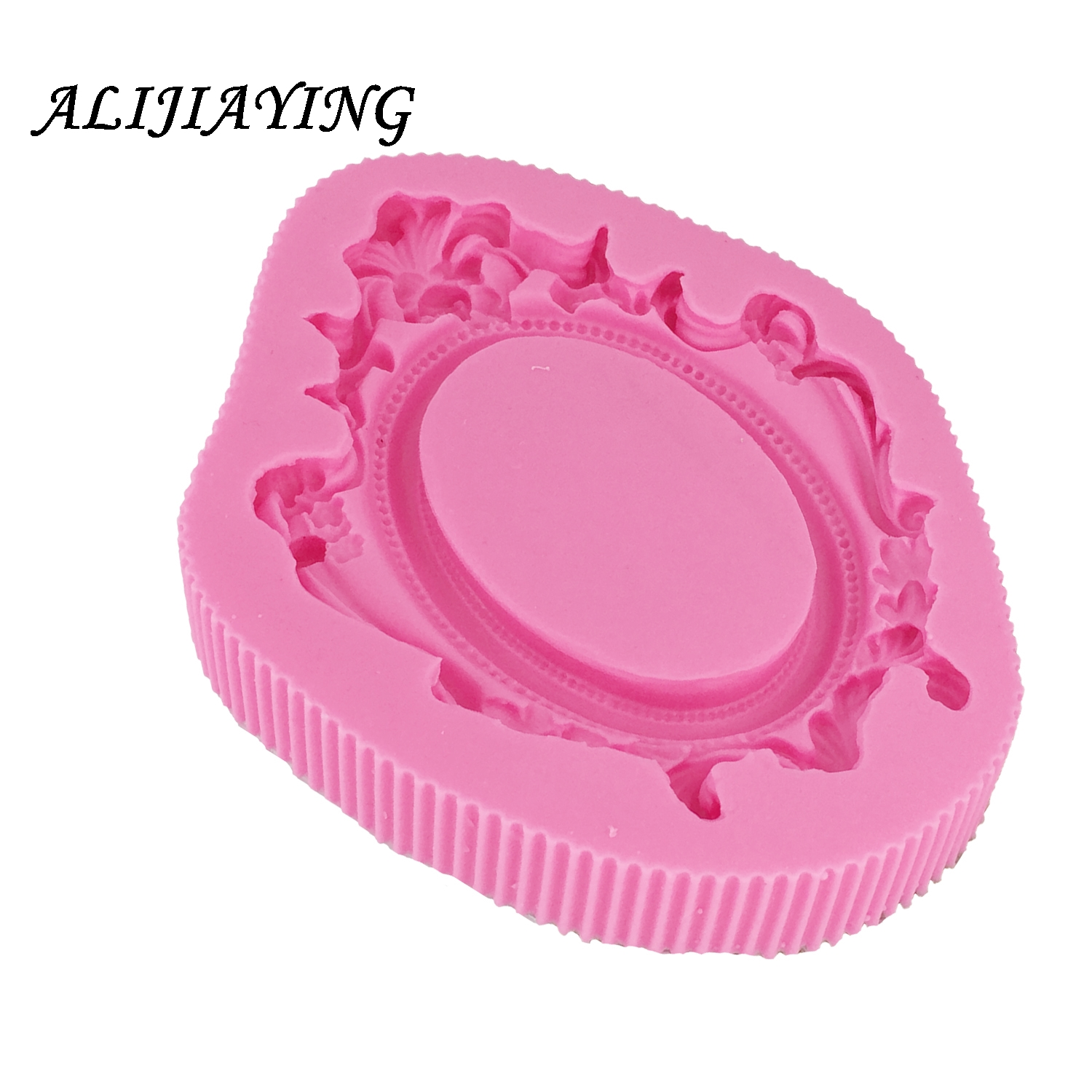 Kitchen,dining & Bar 1pcs 3d Gel Mould Cake Decorating Tools Diy Silicone Mold Clay Resin Sugar Candy Fimo Sculpey Baking & Pastry Tools