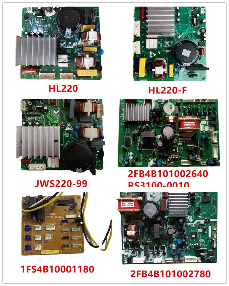 HL220| HL220-F| JWS220-99| 2FB4B101002640 RS3100-0010| 1FS4B10001180| 2FB4B101002780 Used Good Working