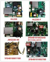 HL220 | HL220-F | JWS220-99 | 2FB4B101002640 RS3100-0010 | 1FS4B10001180 | 2FB4B101002780 utilisé bon travail