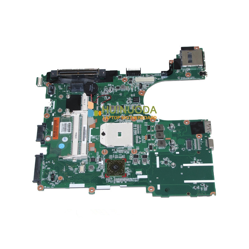NOKOTION 665718-001 Mainboard For hp probook 6565B Laptop motherboard DDR3 warranty 60 days top quality for hp laptop mainboard envy15 668847 001 laptop motherboard 100% tested 60 days warranty