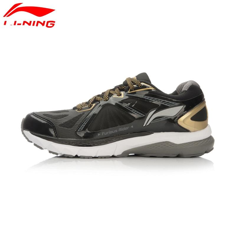 Li-Ning Men's Smart Running Shoes Li Ning FURIOUS RIDER TUFF OS Stability Sneakers PROBARLOC LiNing Sports Shoes ARHL043 стоимость