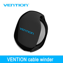 Vention Automatic Cable Winder Cord Organizer Holder for Headphones USB Cables and Phone Winding Automatic Cable