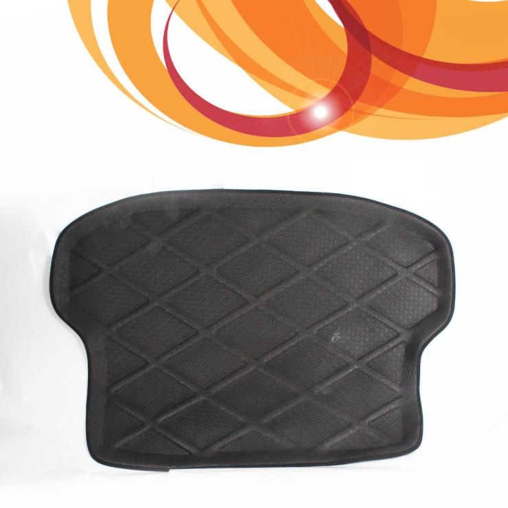 2014 Time-limited Hot Sale Freeshipping All Weather Design Trunk Tray Boot Liner Cargo Carpet Mat for Hyundai Ix35