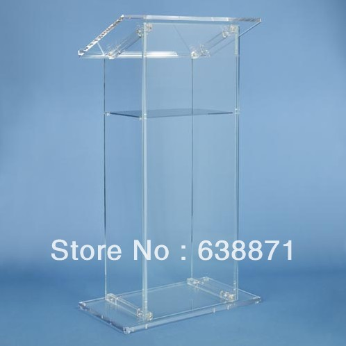 Acrylic Lectern Church Lectern Plexiglass Podium Church Pulpit