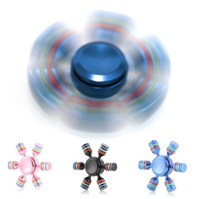 Wallfire Rainbow Fidget Spinner