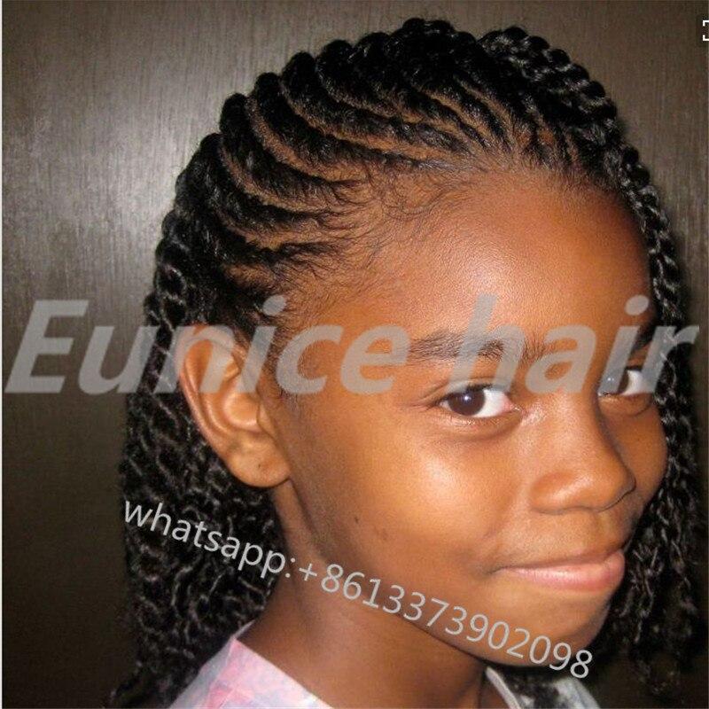 Crochet Short Braids Havana Mambo Twists Individual Braids Hair