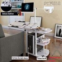 SUFEILE 1 adet Sıcak satış asılı basit başucu masası tembel masaüstü bilgisayar masası fashional ev ofis mobilyaları 17SAN9D15