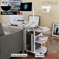 SUFEILE 1pc Hot Sale Hanging Simple Bedside Desk Lazy Desktop Computer Desk Fashional Home Office Furniture