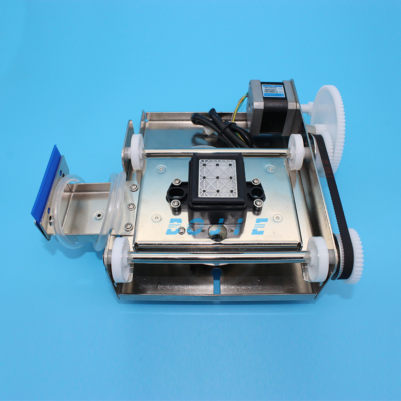 цены new model inkjet printer print head 1h capping station for epson 5113 single head cap station