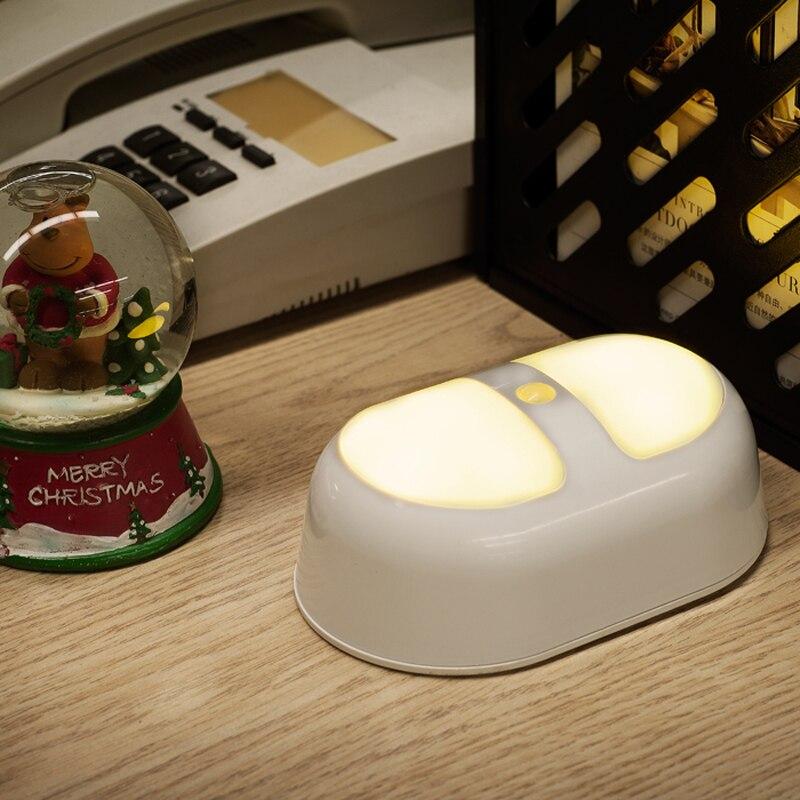 Dcloud 2017 LED ночник Capsule человеческого индукции Motion Sense энергосбережения Творческий мультфильм для везде ...