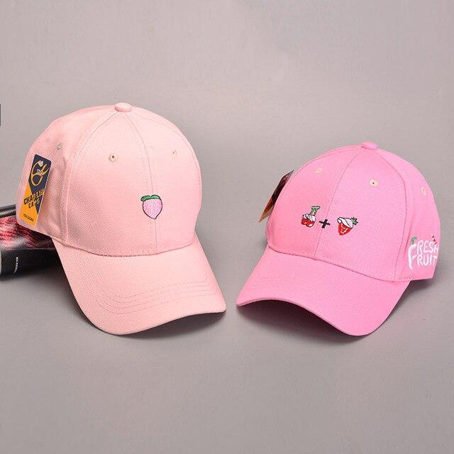 9b753dd62b6 New Fresh Fruits Baseball Caps Men Snapback Embroidery Hip Hop Outdoor  Sports Hats Women Casquette Snap Back Wholesale Cool Hats