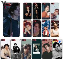 Yinuoda American TV Riverdale Jughead Jones Phone Case cover Shell for Apple iPhone 8 7 6 6S Plus X XS MAX 5 5S SE XR Cellphones(China)