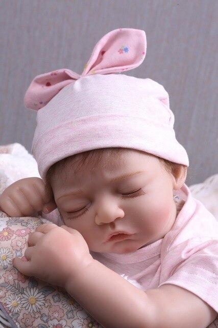 Reborn Baby Doll Newborn Toys 4