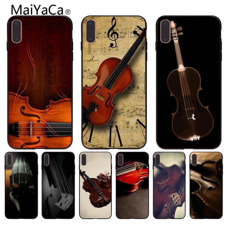 Yinuoda For iphone 7 6 X Case Music Score Musical Instrument