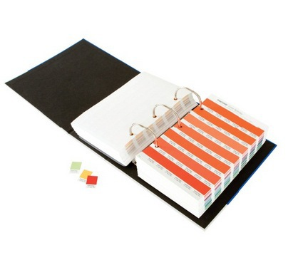 PANTONE Color Chart Color Specifier and Book Set FPP200 on ...