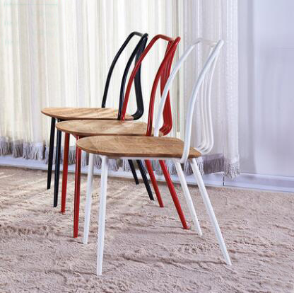 Bon YINGYI Hot Selling Modern Metal Dining Chair Without Arms High Quality