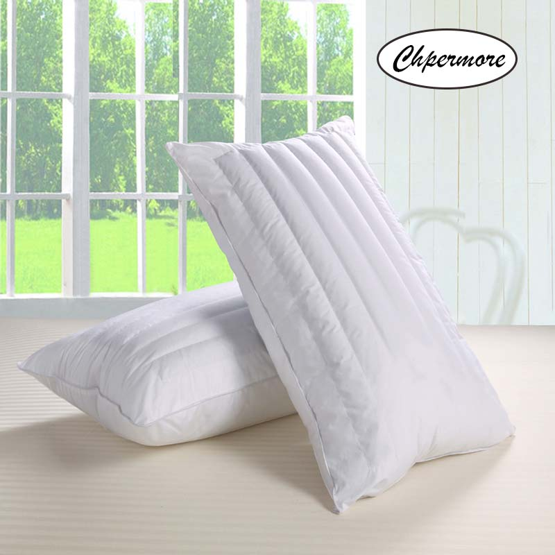 Chpermore 100 buckwheat Pillow Orthopedic Neck Pillows adult health care sleeping Pillow cotton cover health high