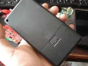 Image 4 - Portable Mega328 12864 LCD affichage graphique ESR mètre Transistor testeur capacité Inductance Diode Triode MOS NPN + CASE