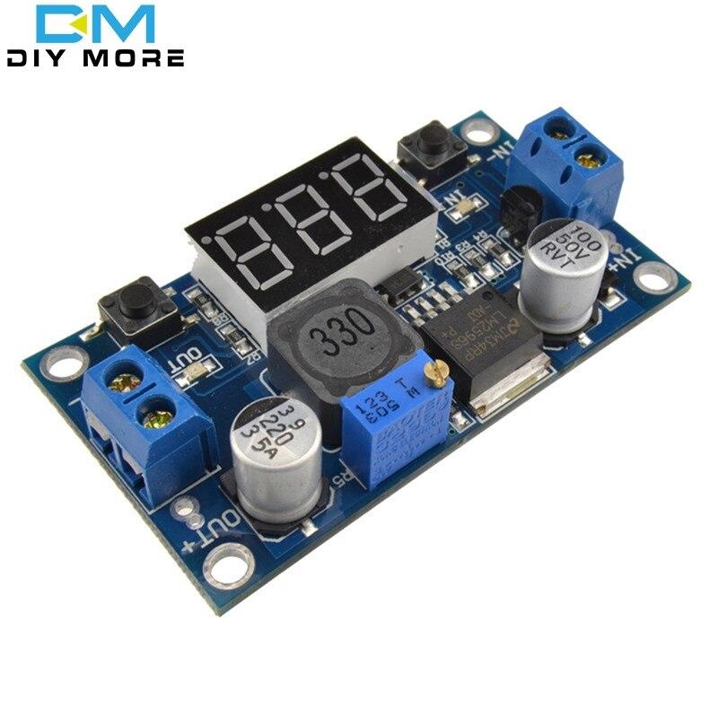 Электронные компоненты и материалы LM2596 step/down