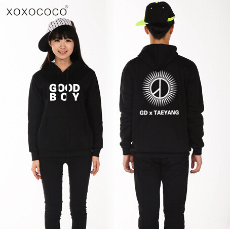 G-Dragon GD CAP UNISEX NEW SHORT HOODIE BIGBANG KPOP