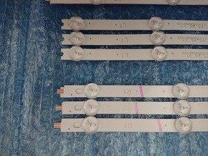 Image 4 - ชุดใหม่ 10 pcs LED backlight strip สำหรับ LG 42LN 42LA 6916L 1412A 1413A 1414A 1415A 6916L 1318A 1319A 1320A 1321A 1214A