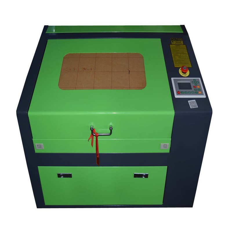CO2 LASER graveur 500x300 MACHINE de gravure 50 w