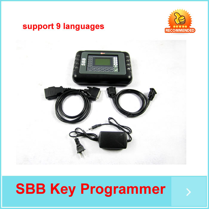 Universal SBB Key Programmer By Immobilizer Multi-Brands SBB Silca V33.02 V33 Auto Car Key Maker No Token support 9 languages hot sale universal silca sbb key programmer v33 02 v33 for multi cars sbb auto key maker by immobilizer no token
