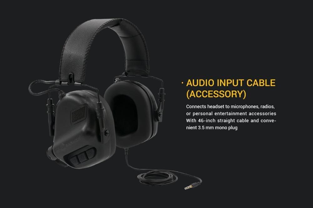ativo fones de ouvido para tiro