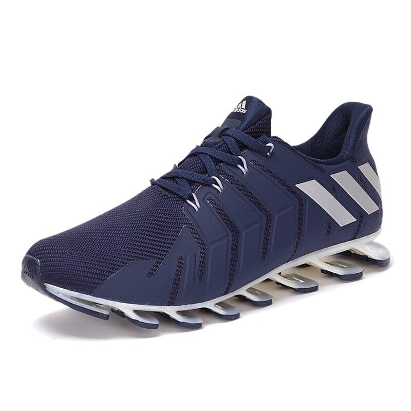 the latest b557f 3d03c Originale Nuovo Arrivo 2017 Adidas Springblade Pro M scarpe da Corsa Scarpe  Sneakers in Originale Nuovo Arrivo 2017 Adidas Springblade Pro M scarpe da  Corsa ...