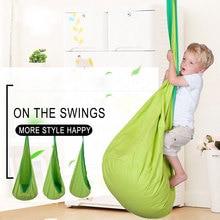 Vente chaude portable en plein air berceau chaise confortable Sacs Swing Enfants Hamacs Swing Chaises LIVRAISON GRATUITE