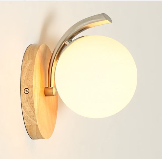 Wandlamp Nordic Modern LED Wall Light Fixtures For Home Bedroom Beside Lamp Wall Sconces Arandela Lampara Pared Aplik simple art modern led wall light fixtures for home indoor lighting acrylic round wall sconces bedside wall lamps lampara pared