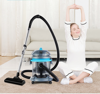 Water Filtration Bucket Type 1200W Vacuum Cleaner Household Hand Held Super Quiet Small Carpet Industry Cleaner