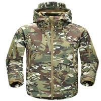 High Quality Lurker Shark Skin Soft Shell TAD V 4 0 Outdoor Military Tactical Jacket Splash