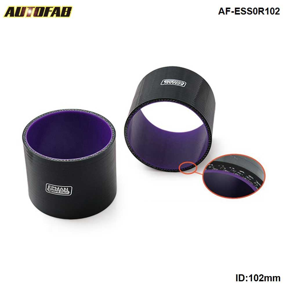"Silicone Straight Hose 2 3//4/"" 70mm  Intake Intercooler Coupler Tube Black"