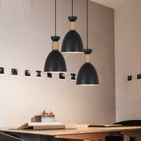Nordic Light Pendant Lamp Home Table Loft Decor Hanging Lamps Ceiling Luminaire Lamps Modern Kitchen Pendant Light Fixture