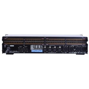 Image 2 - 4 Channel 4*2500 Watts Class TD 10000q line array sound system audio professional power amplifier Tulun play TIP10000q