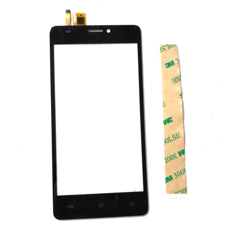 For BQ BQS-5005L BQS5005L BQS 5005L BQ5005L BQ 5005L BQ-5005 Touch Screen Sensor Glass Digitizer Black Color