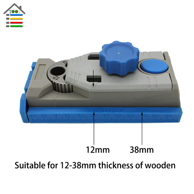For Kreg Pilot Wood Drilling Dowelling Hole Saw Master System Woodworking Pocket Hole Jig Kit Set 9.5mm Drill Guide Sleeve