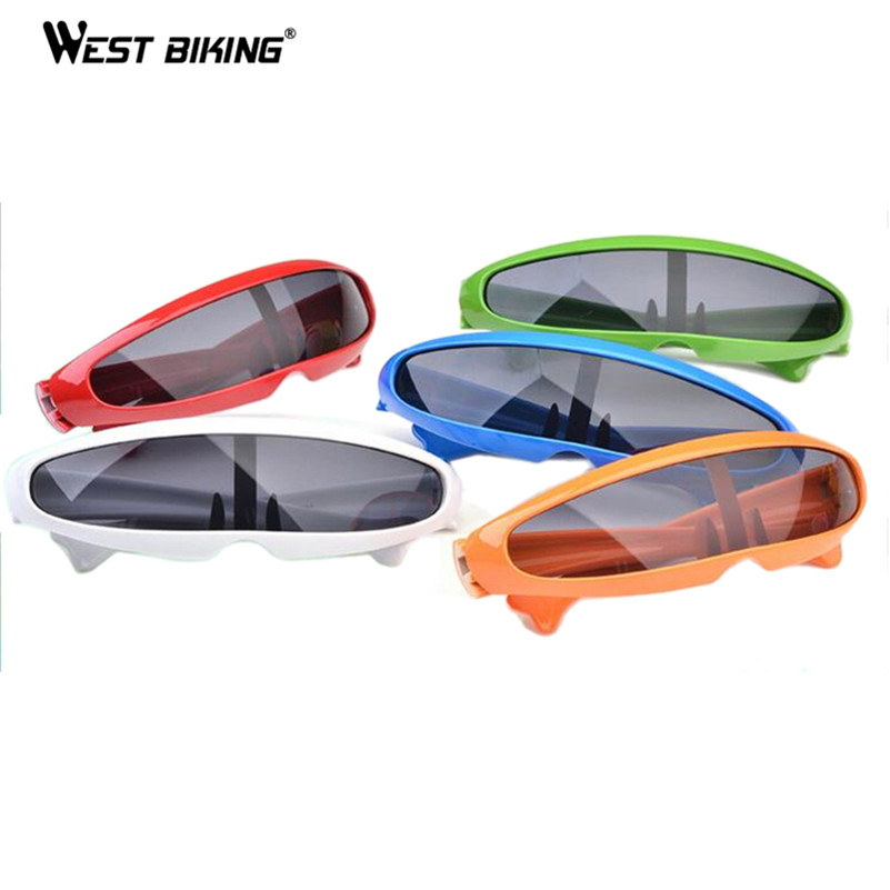 Bicycle-Glasses Cycling-Eyewear Oculos-De-Sol PC West-Biking Bike-Ciclismo Kids UV400