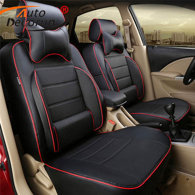 Subaru Forester Seat Covers >> Us 311 1 49 Off Autodecorun Custom Car Seat Covers Leather For Subaru Forester 2019 2016 2015 2018 Seat Cover Sets Car Accessories Cushion Cover In