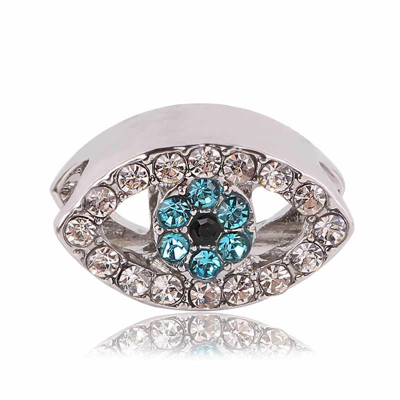 Ranqin Original breloque fille personnalité perle pendentif collier bricolage adapté pour Pandora Bracelet Europe bijoux rose flamant rose