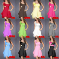 All-match Multi-color Nifty One-shoulder Beading Cocktail Dress/Party Dress 956